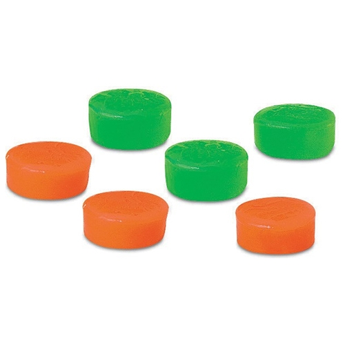TYR Junior Silicone Ear Plugs Multi-coloured