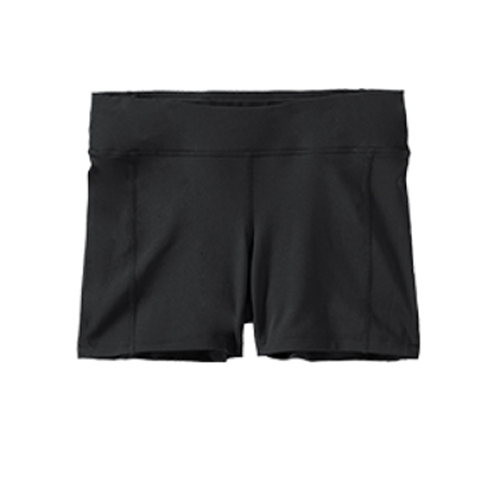 TYR Kalani Short Solid Women's Black