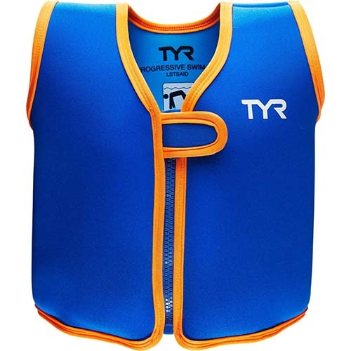 TYR Kids Progressive Swim Aid Kids Blue