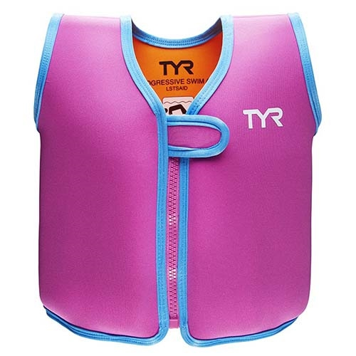 TYR Kids Progressive Swim Aid Kids Pink