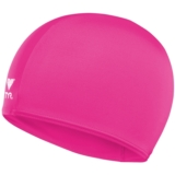 TYR Lycra Youth Swim Cap Flourescent Pink