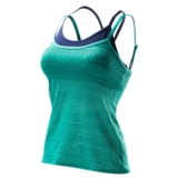 TYR Mesh Paired Up Tank Women's Turquoise/Navy