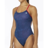 TYR Sandblasted Diamondfit Women's Navy/Sirenetta