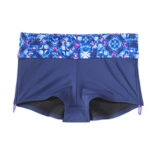 TYR Santa Cruz Della Boyshort Women's Navy/Purple