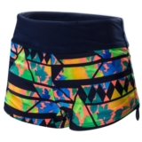 TYR Santa Rosa Mini Boyshort Women's Navy/Coral