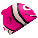 TYR Silicone Happy Fish Cap Pink