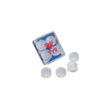 TYR Soft Silicone Ear Plugs Clear