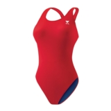 TYR Solid Maxfit W/Cups Women's Red