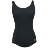TYR Solids Aqua Tank Women's Black