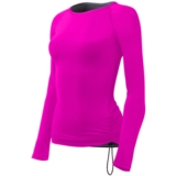 TYR Solids L/S Swim Shirt Women's Pink