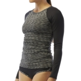 TYR Sonoma LS Swim Shirt Women's Black