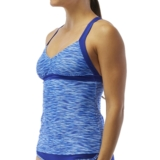 TYR Sonoma V-Neck Open Back Women's Velvet