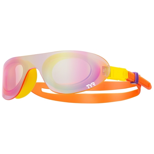 TYR Swim Shades Mirrored Orange