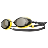 TYR Tracer Racing Goggles Unisex Black FL.Yellow/Smoke