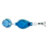 TYR Youth Qualifier Kids Goggles Blue