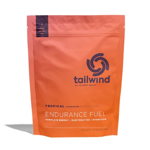 Tailwind Caffeinated Endurance Tropical Buzz 30 Serving - Tailwind Style # TW-CEF-T-30 S19