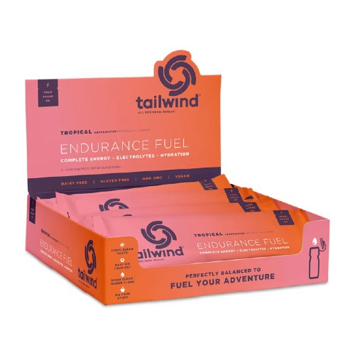 Tailwind Caffeinated Endurance Tropical Buzz 12 Pack