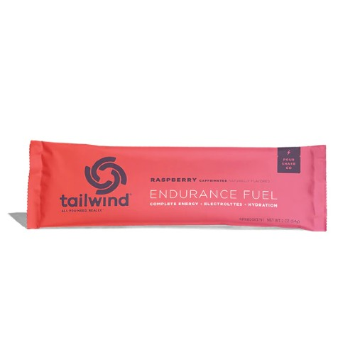 Tailwind Caffeinated Endurance Raspberry Buzz Single