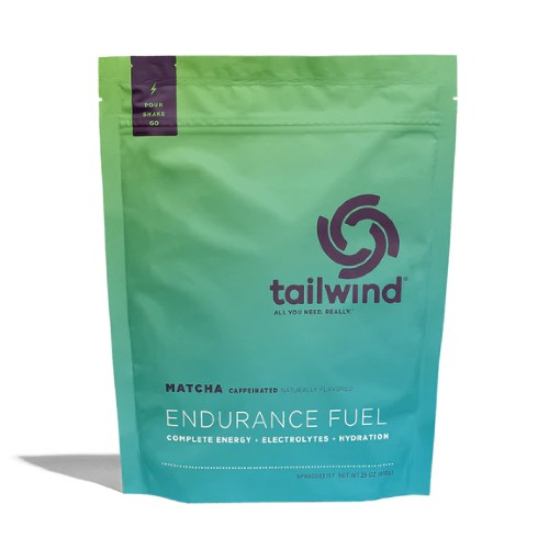 Tailwind Caffeinated Endurance Green Tea Buzz 30 Serving