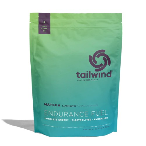 Tailwind Caffeinated Endurance Green Tea Buzz 50 Serving