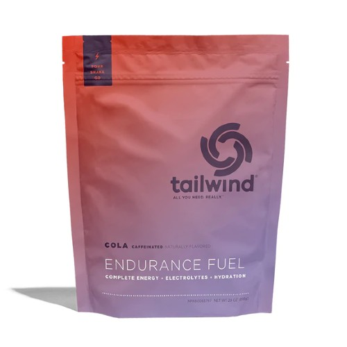 Tailwind Caffeinated Endurance Colorado Cola 30 Serving - Tailwind Style # TW-CEF-CC-30 S20