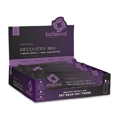 Tailwind Rebuild Recovery Chocolate 12 Pack