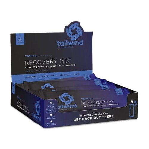 Tailwind Rebuild Recovery Vanilla 12 Pack