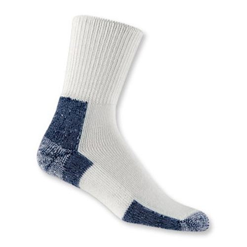 Thorlo Running Crew White/Navy