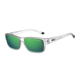 Tifosi Hagen Polarized Crystal Clear/Green Mirrorred