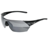 Tifosi Podium Matte Black 3 Interchangeable Lenses