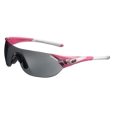 Tifosi Podium S Neon Pink 3 Interchangeable Lenses
