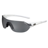 Tifosi Podium S Pearl White 3 Interchangeable Lenses