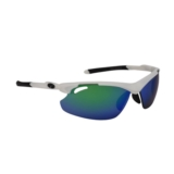Tifosi Tyrant 2.0 Matte White 3 Interchangeable Lenses