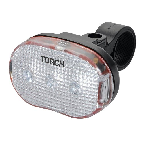 Torch Tailbright 3X Front Flashing Light