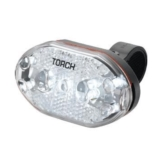 Torch White Bright 5X Front Flashing Light