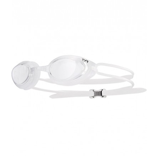 Tyr Blackhawk Racing Unisex Clear/Clear