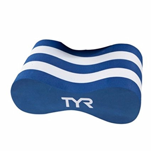 Tyr Junior Pull Float Kids Blue/White
