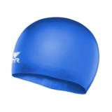 Tyr Junior Silicone Cap Kid's Royal