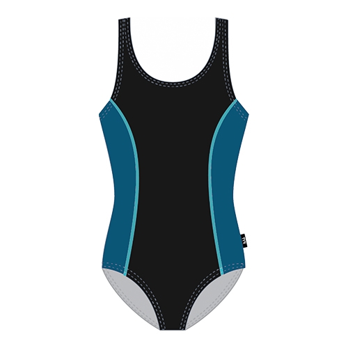 Tyr Solids Aqua Tank Panel Women's Black/Harward
