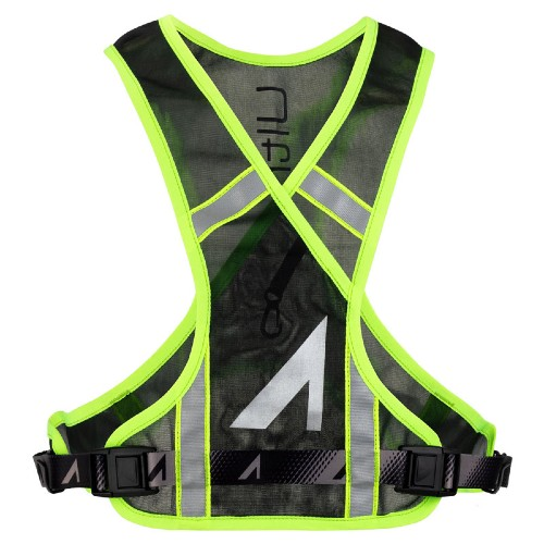 UltrAspire Neon Reflective OS Black