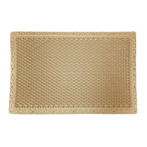 "Vigurus REG Anti-Fatigue Mat Bronze 27.5"" X 18"" X 1"""