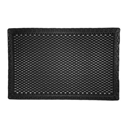 "Vigurus REG Anti-Fatigue Mat Black 27.5"" X 18"" X 1"""
