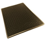 Vigurus Sp1ke Anti-Fatigue Mat Espresso