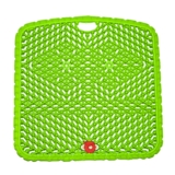 Vigurus Sp1ke Cushion Lime