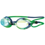 Vorgee Missle Fuze Extreme Lime Blue/Mirrorred Lens