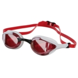 Vorgee Stealth MK II White-Red w/ Mirrorred Lens