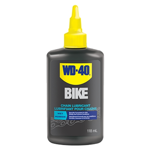 WD-40 Bike, Wet Chain Lube 118ml