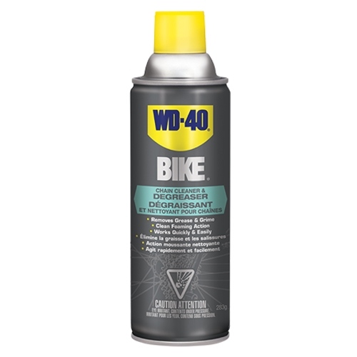 WD-40 Chain Cleaner+Degreaser 283g