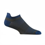 Wrightsock DL Coolmesh II Tab Unisex Ash/Royal