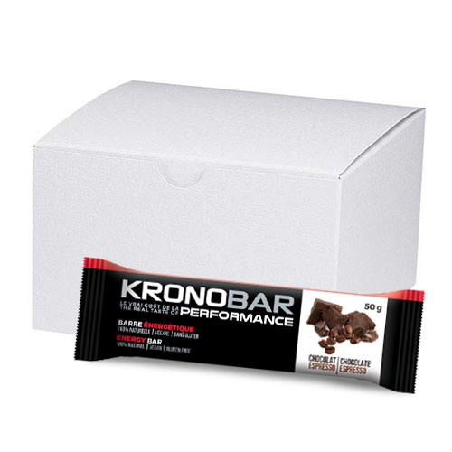 Xact Kronobar Energy Case Chocolate/Espresso